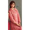 Knitted Mohair Coat Pattern from Bernat