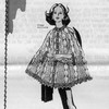 Pineapple Crochet Cape Pattern, Mail order 7240