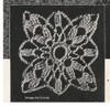 Small Crocheted Medallion Illustration