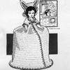 Vintage Crochet Bunny Toll Bathroom Tissue Cover Pattern