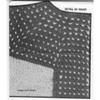 Knitted Jacket Illustration for Mail Order Design 7349