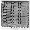 Childs Crochet Vest Pattern Stitch Illustration