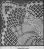 Pinwheel Square Crochet Pattern Stitch Illustration, Mail Order 974