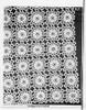 Crocheted Rose Medallions pattern, Needlework Bureau 851