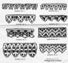 Vintage Crocheted Edgings Pattern, Alice Brooks 7285