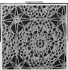 Round Crochet Medallions, No 648, for Bedspread Pattern
