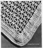 Crochet Curtain Pattern Stitch Illustration