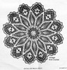 Mail Order Pineapple Flower Doily No 3079