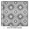Crochet Tablecloth Pattern Illustration, American Weekly 3137