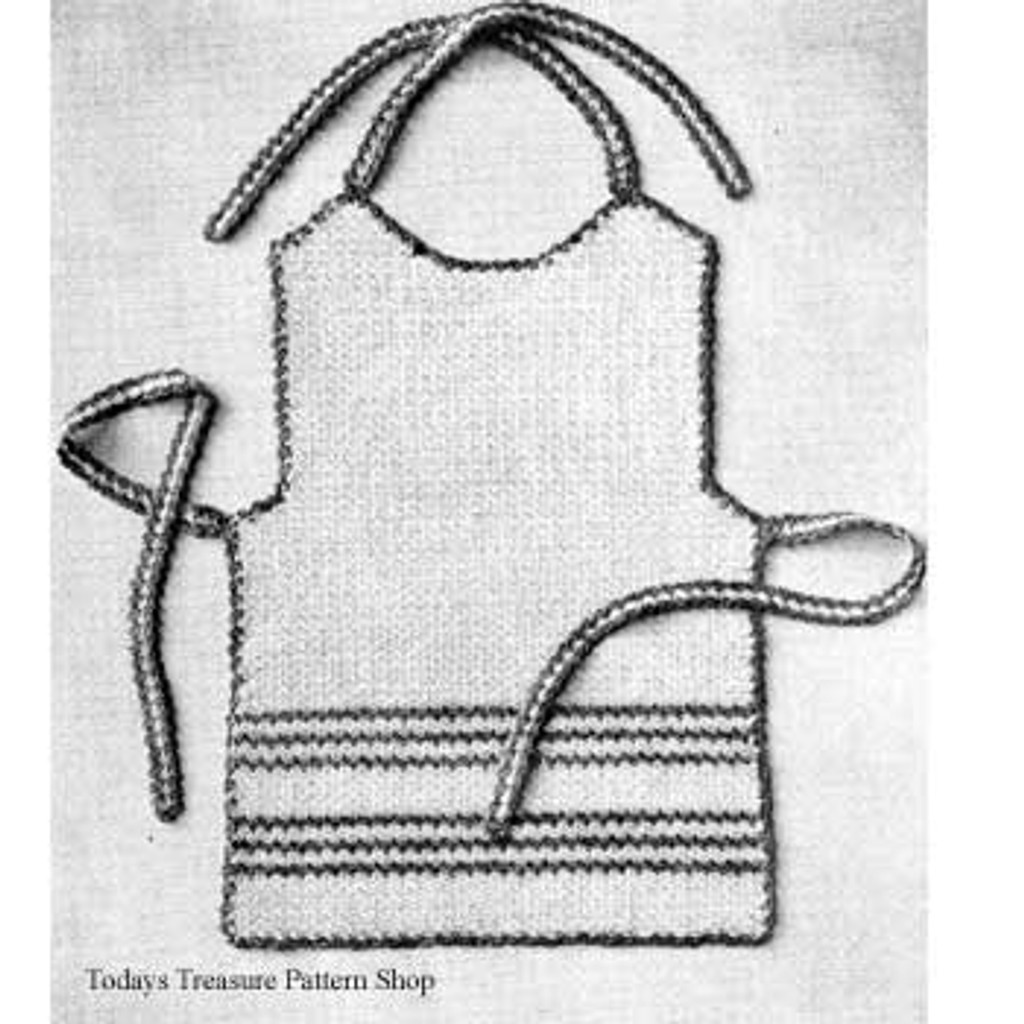 Feeding Bib Crochet Pattern