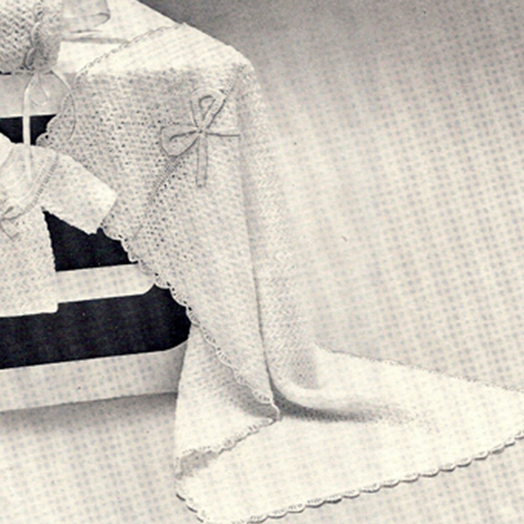 Soft Crocheted Blanket Pattern