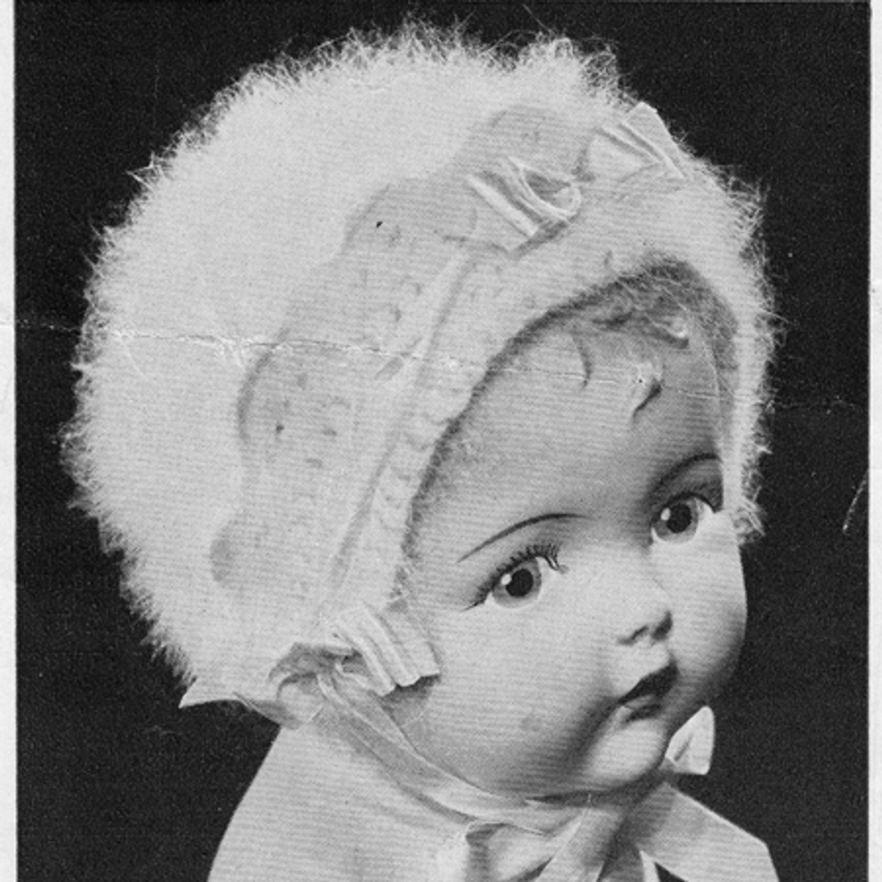 Baby Cap, Free Crochet Pattern