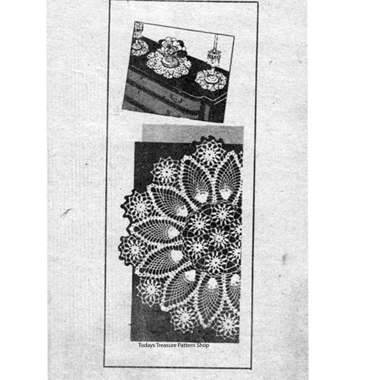American Weekly Crochet Pattern 3119