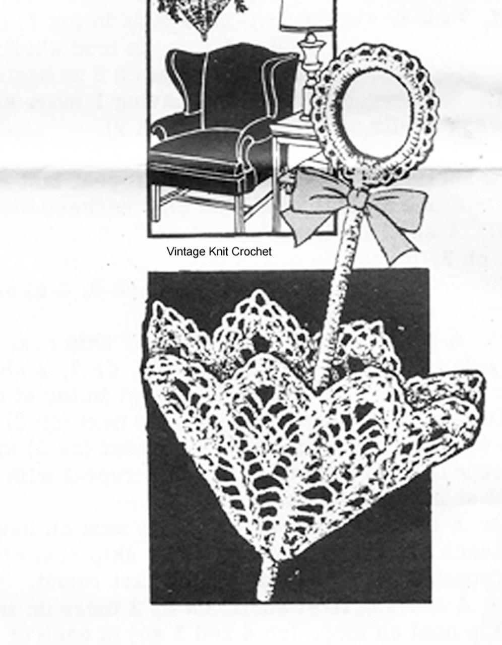 Crochet Pineapple Basket Pattern, Laura Wheeler 653