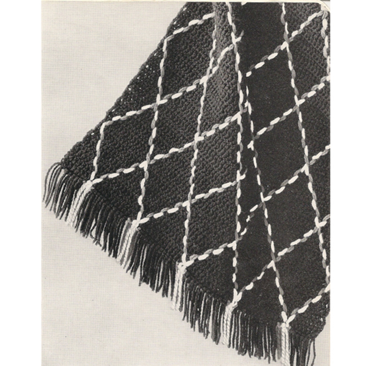 Woven Carriage Cover Pattern