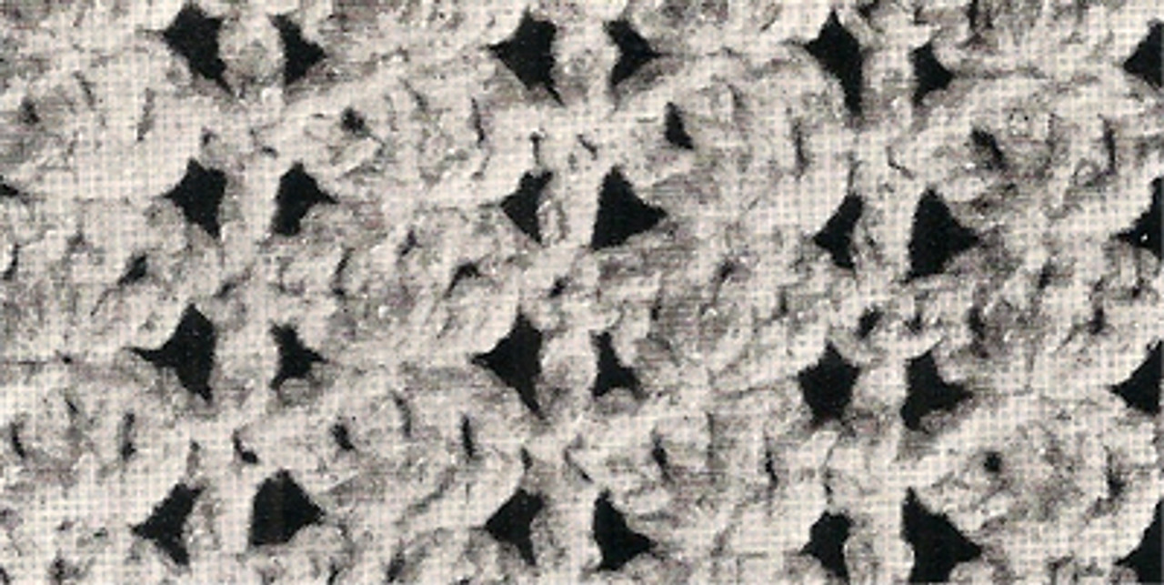 Shell Stitch Pattern Illustration