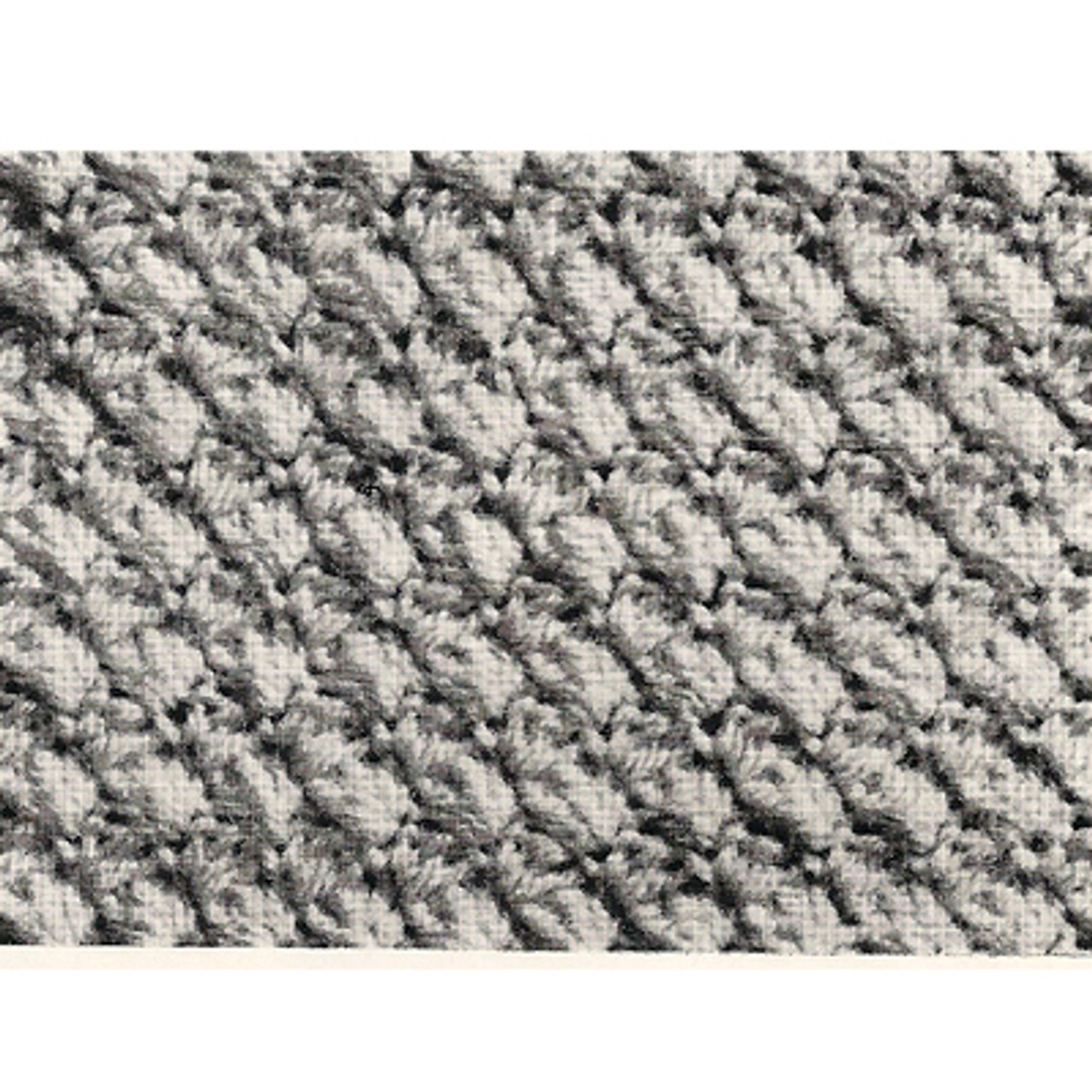 Pattern Stitch for Crochet Baby Set