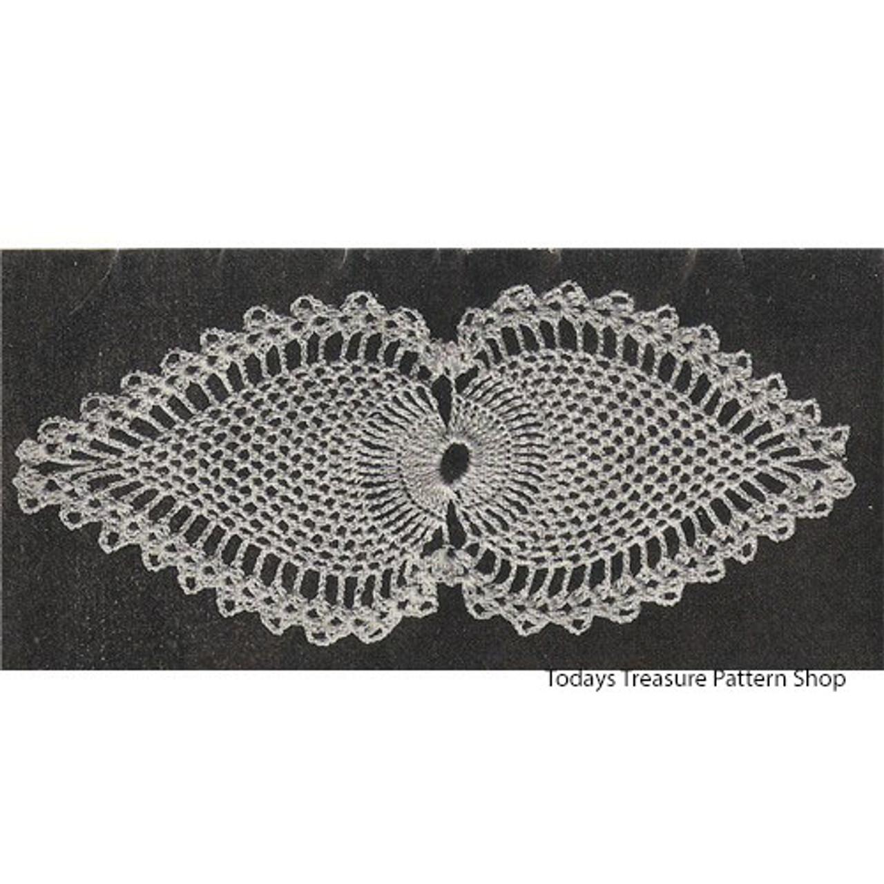 Crochet Pineapple Motif pattern