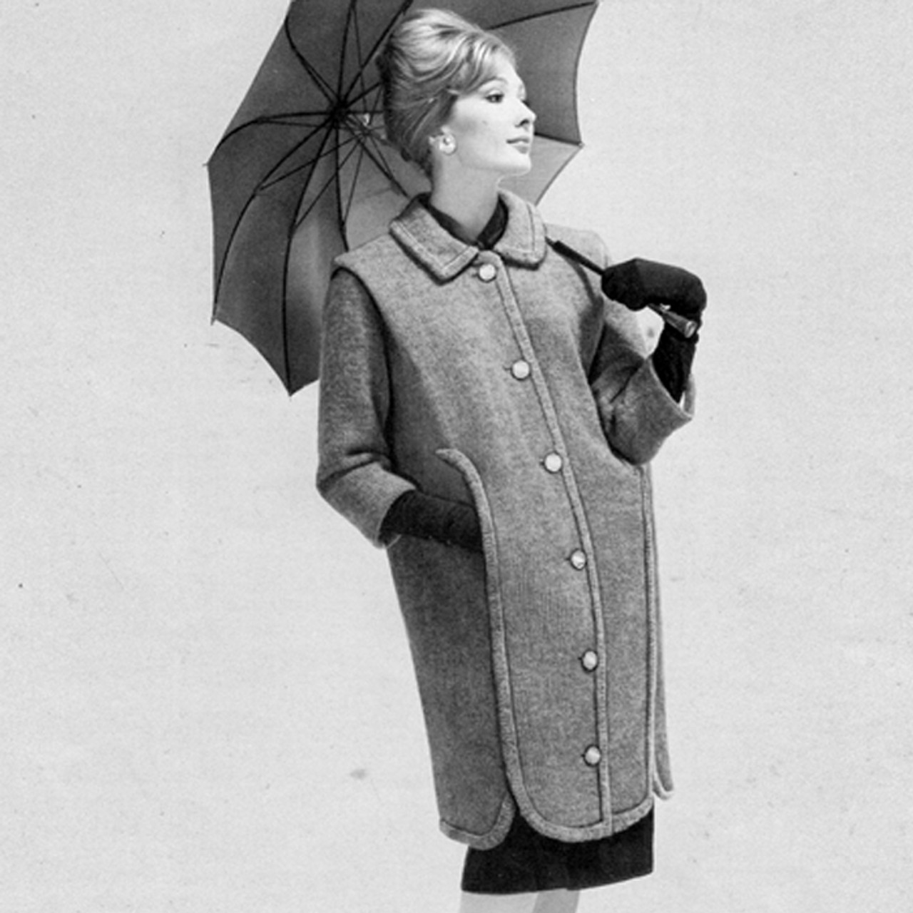 Unger Knitted Coat Pattern