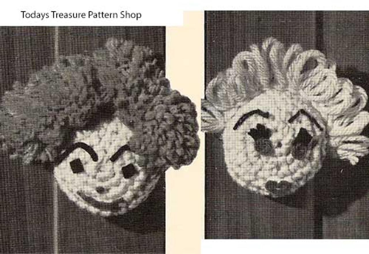 Doorknob Covers Crochet Pattern