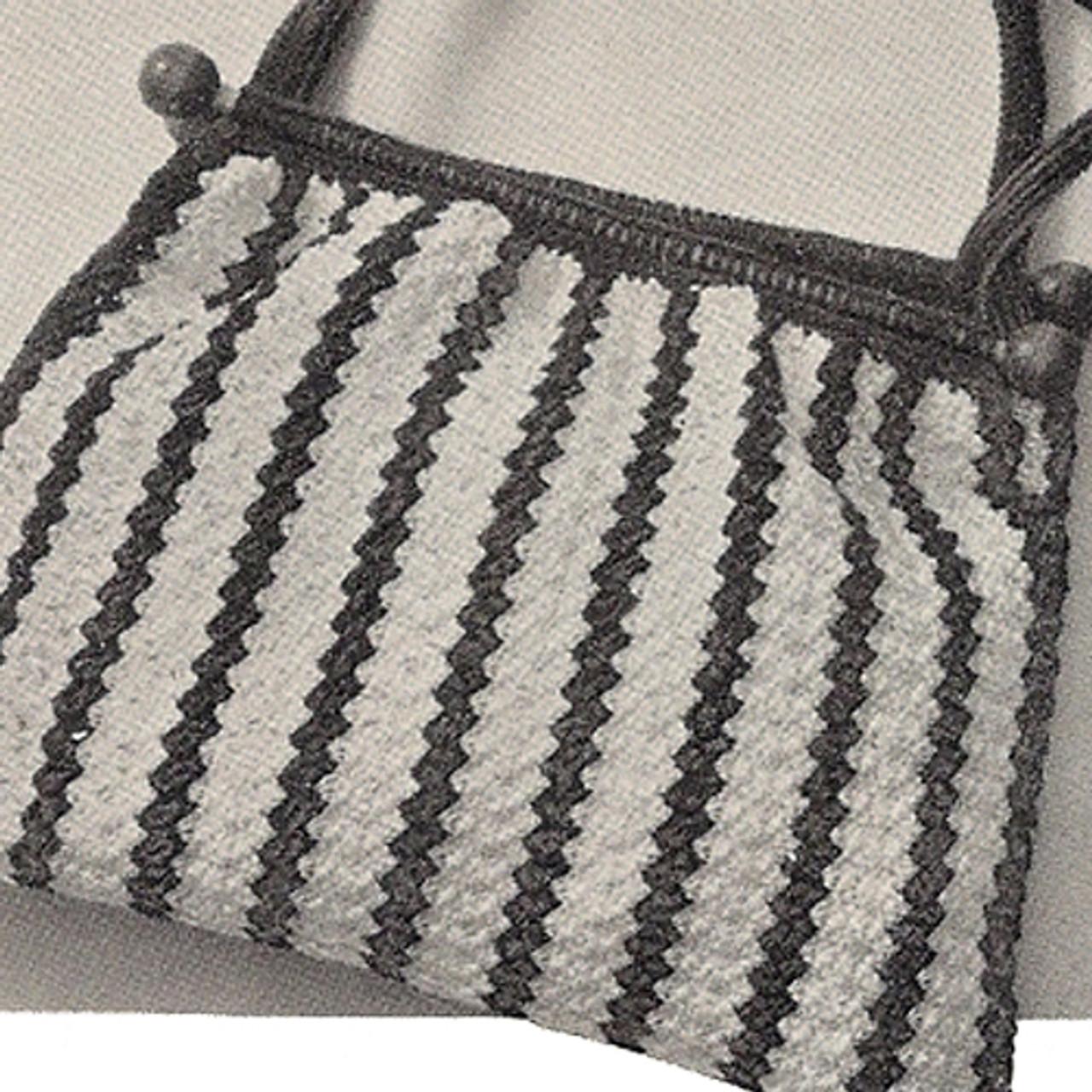 Crocheted Utility Bag Pattern