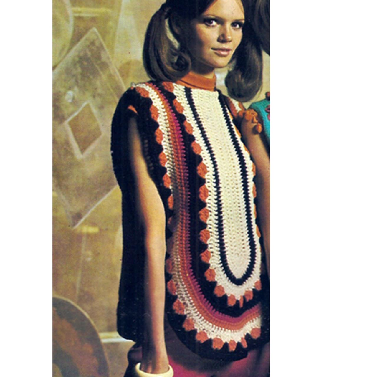Spanish Crochet Top Pattern