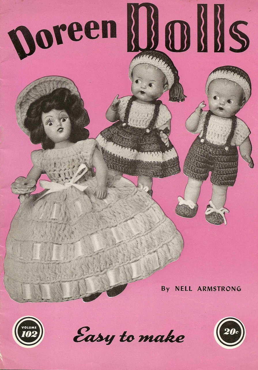Doreen Dolls Book No 102