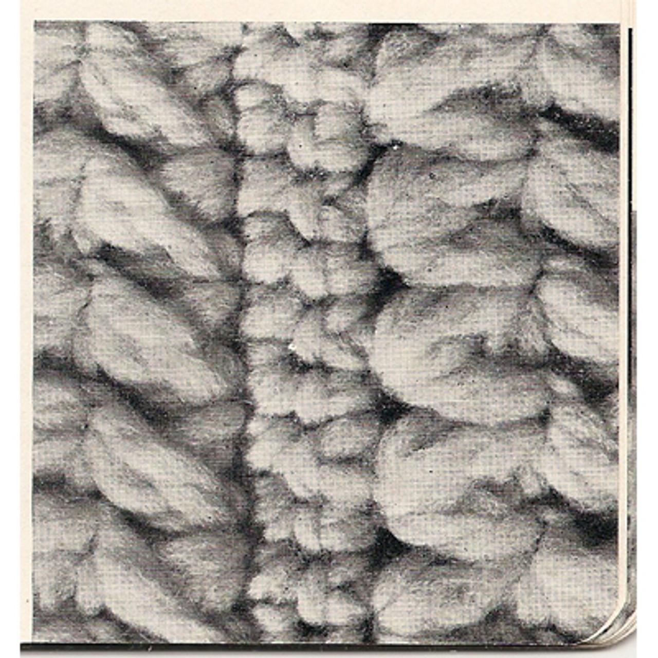 Crochet Bulky pattern Stitch for Stole