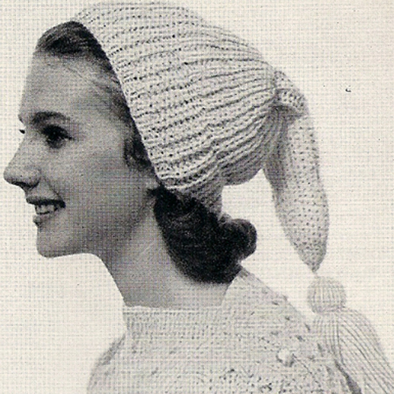 Knitting Pattern Ribbed Stocking Cap