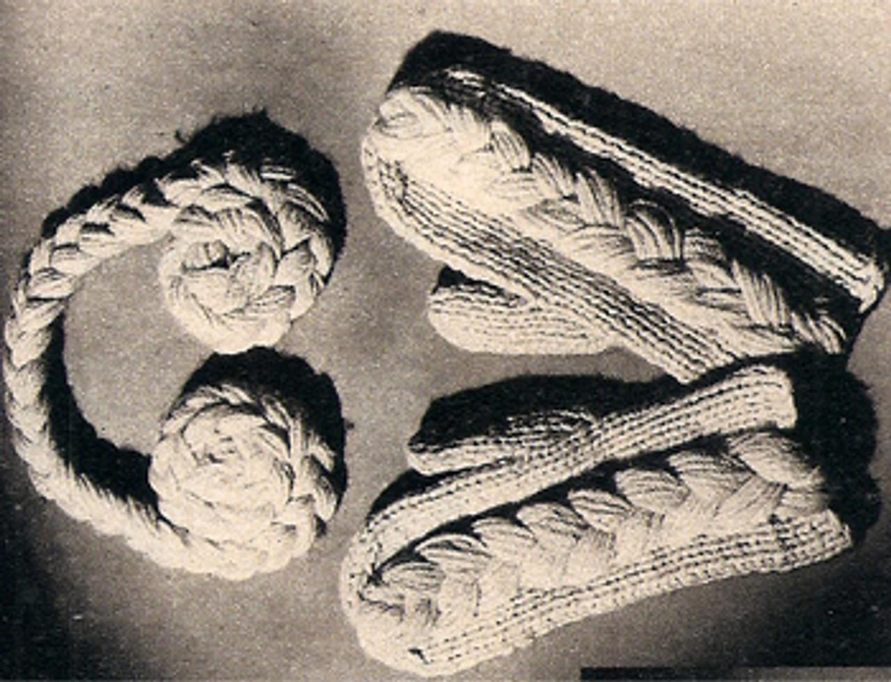 Free Girls Free Cable Mittens Earmuffs Knitting Pattern