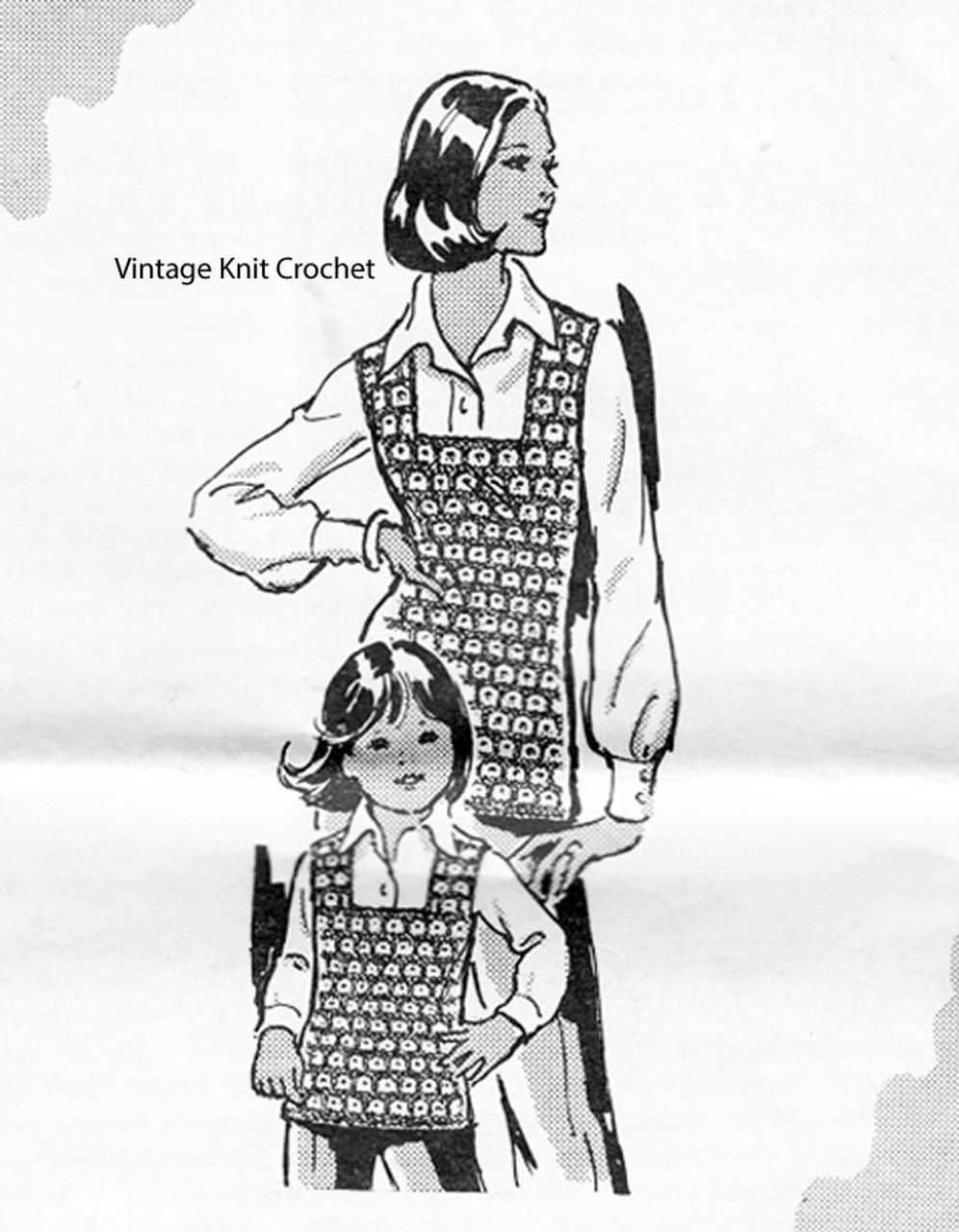 Girls Broomstick Lace Top Crochet Pattern Design 852