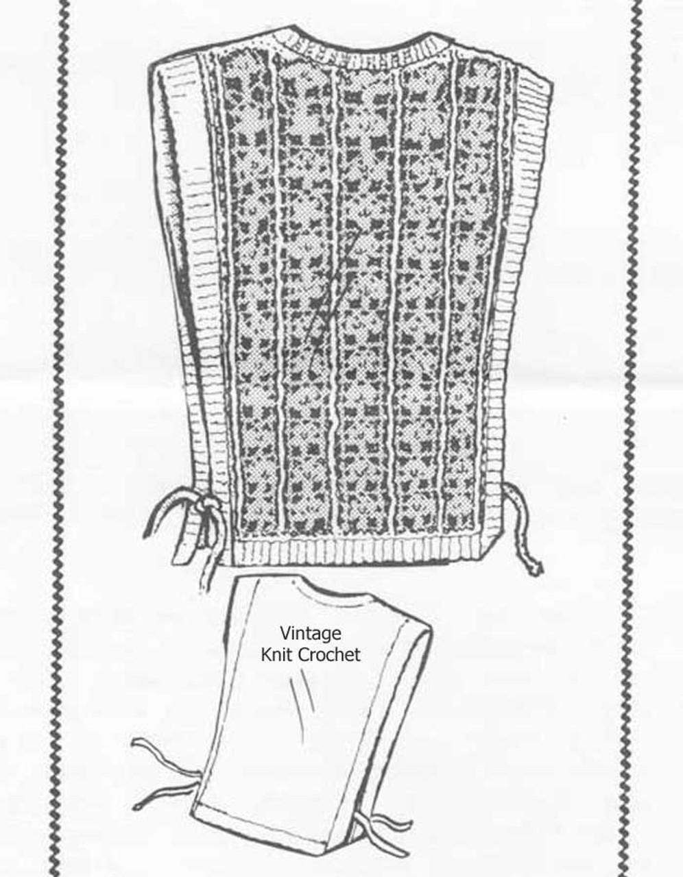 Lacy Crochet popover pattern, Laura Wheeler 678