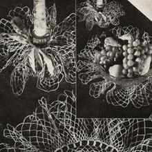 Tall Ruffled Doily Crochet pattern