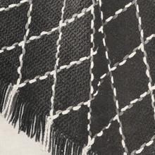Diamond Motif Crochet Baby Blanket Pattern