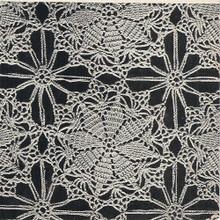 Crochet Lucky Star Medallion pattern
