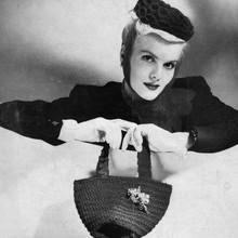 Vintage Small Handbag Crochet Pattern