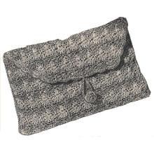 Vintage Crochet Evening Clutch Pattern