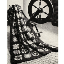 Crochet Afghan Pattern from Big Bang Theory