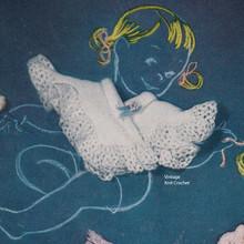 Baby Shoulderette Knitting Pattern