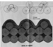 Crochet Bottle Cap Covers Illustration