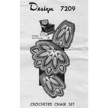 Alice Brooks 7209, Fern Chair Set