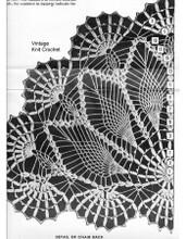 Pineapple Chair Set Pattern Illustration, Alice Brooks 7272