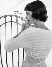 004ad0c6cd13c Shrug Knitting Pattern