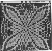 Crochet Square Illustration for Alice Brooks 7381