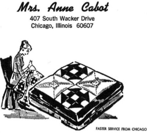 Anne Cabot