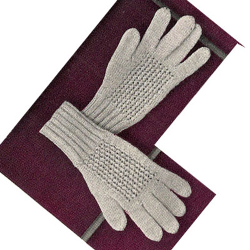 Childs Knitted Gloves Pattern