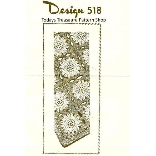 Laura Wheeler Daisy Crocheted Afghan Pattern