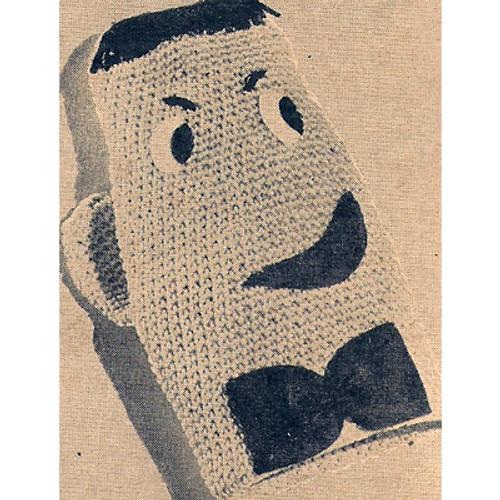 Free Crochet Potholder Mitt Pattern, Handy Andy