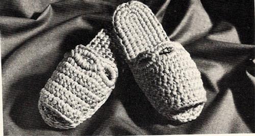 Kids Free Scuff Crochet Pattern