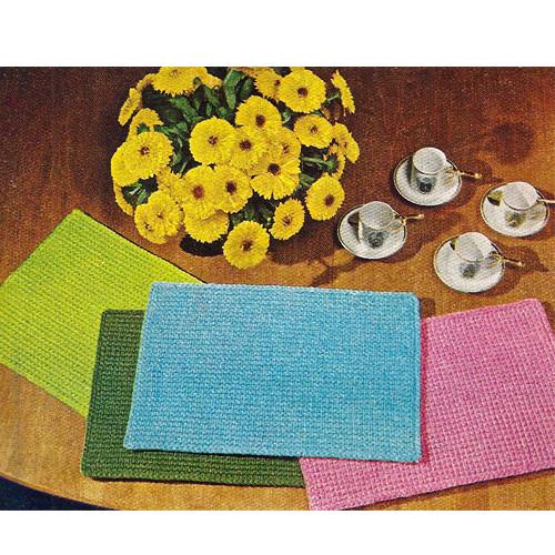 Free Placemat Crochet Pattern